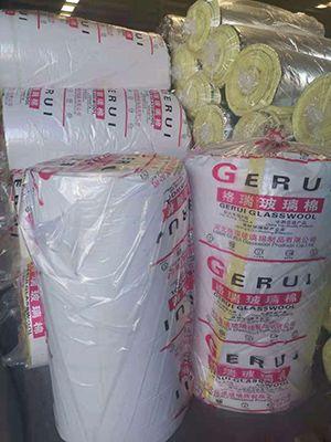 玻璃棉卷毡市场销售