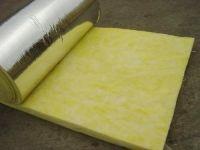 高品质玻璃棉卷毡